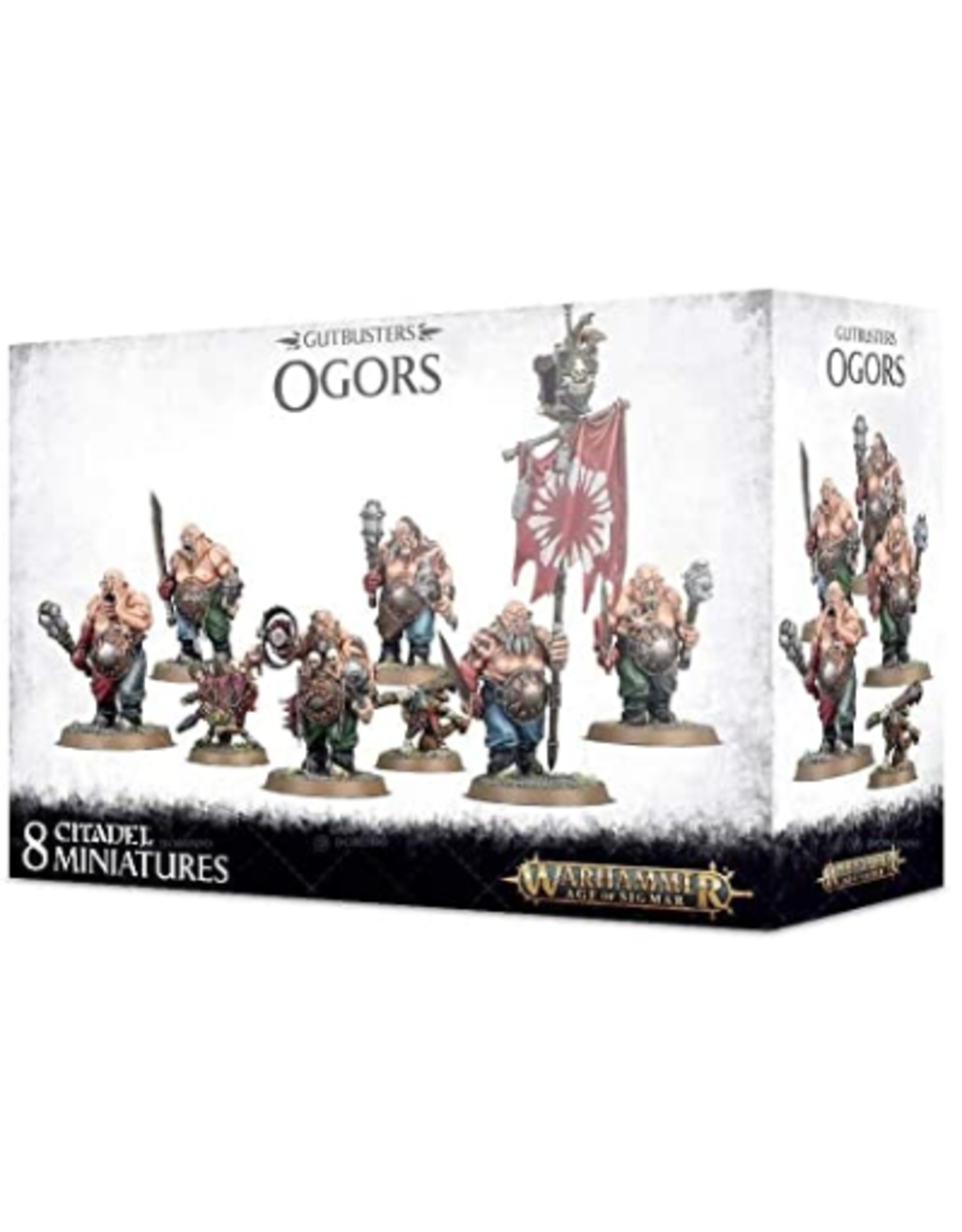 Games Workshop Ironguts age of sigmar