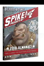 Games Workshop Blood Bowl Almanac 2018