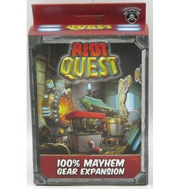 Privateer Press Riot Quest: 100% Mayhem Gear Expansion (mixed)