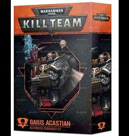 Games Workshop Warhammer 40K: Kill Team Commander Gaius Acastian