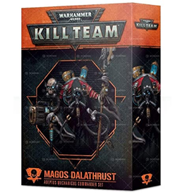 Games Workshop Warhammer 40K: Kill Team Commander Magos Dalathrust