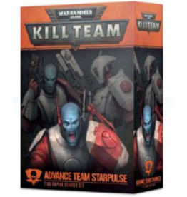 Games Workshop Warhammer40K: Kill Team Advance Team Starpulse
