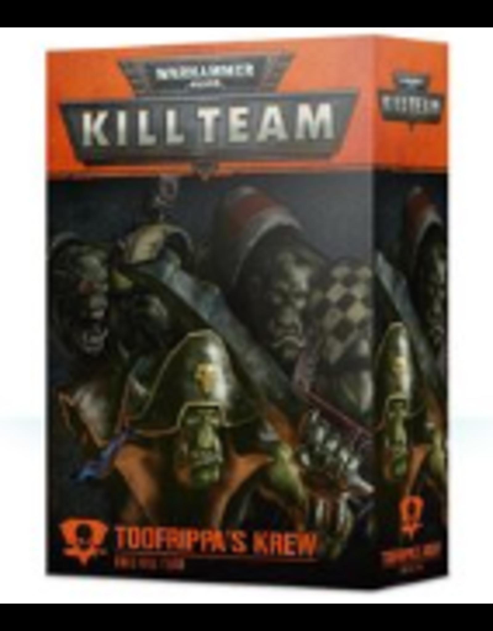 Games Workshop Warhammer 40K: Kill Team Toofrippa's Krew