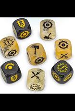 Games Workshop Warhammer Underworlds: Nightvault Zarbag's Gitz Dice Pack