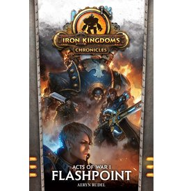 Warmachine: Acts of War: Flashpoint