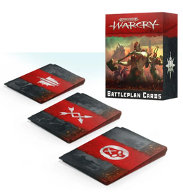 Games Workshop Warhammer Age of Sigmar: Warcry Battleplan cards