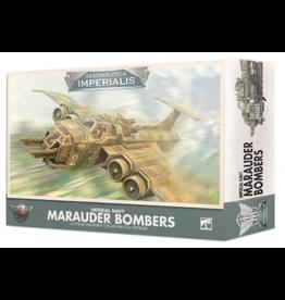 Games Workshop Aeronautica Imperialis : Imperial Navy Marauder Bombers
