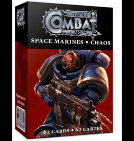 Games Workshop Citadel Combat Cards: Space Marines & Chaos