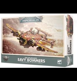 Games Workshop Aeronautica Imperialis: Ork Air Waaagh! 'Eavy Bommers