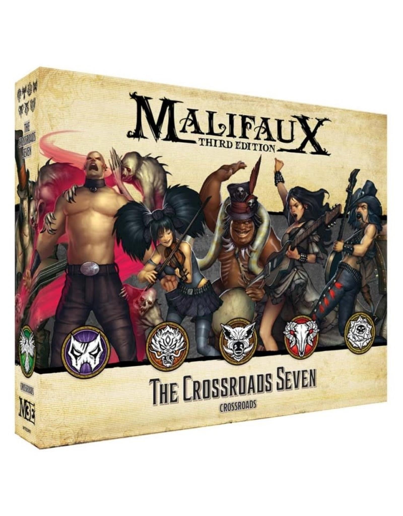 Wyrd Miniatures Malifaux Crossroads Seven