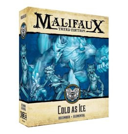 Wyrd Miniatures Malifaux: Arcanists Cold as Ice