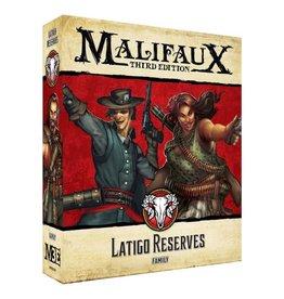 Wyrd Miniatures Malifaux: Guild Latigo Reserves