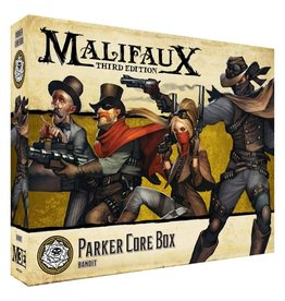 Wyrd Miniatures Malifaux: Outcasts Parker Core Box