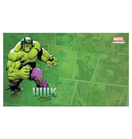 Fantasy Flight Games Marvel Champions LCG: Hulk Game Mat