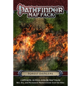 Paizo Map Pack: Forest Dangers