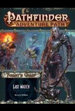 Paizo Pathfinder Adventure Path 141: The Tyrant's Grasp - Last Watch (Part 3)