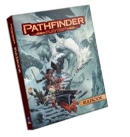 Paizo Pathfinder Playtest Rulebook (Softcover)