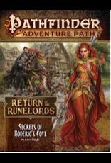 Pathfinder PF Adventure Path 133: Return of the Runelords 1 - Secrets of Roderick`s Cave