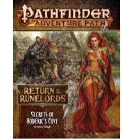 Pathfinder PF Adventure Path 133: Return of the Runelords 1 - Secrets of Roderick`s Cave