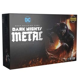 Cryptozoic DC Comics Deck-Building Game: Dark Nights Metal