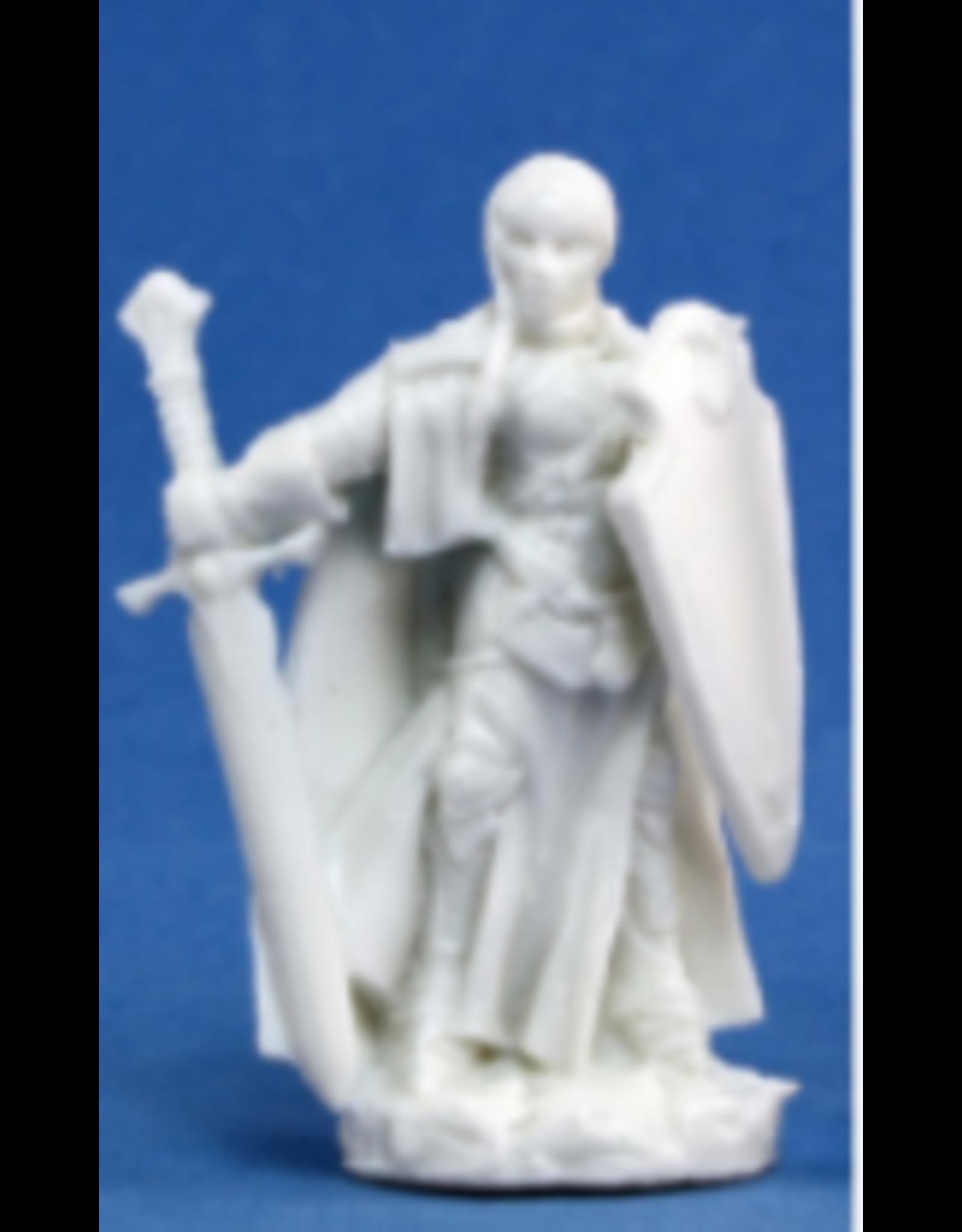 Reaper Dark Heaven Bones: Isabeau Laroche Female Paladin
