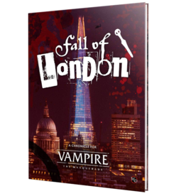 Modiphius Vampire TM: 5E - The Fall of London Hardcover