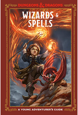 Random House D&D: A Young Adventurer`s Guide - Wizards and Spells
