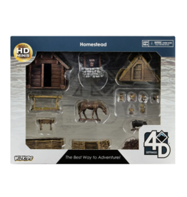 Wizkids WizKids 4D Settings: Homestead