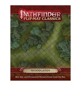 Paizo Flip-Mat Classics: Woodlands