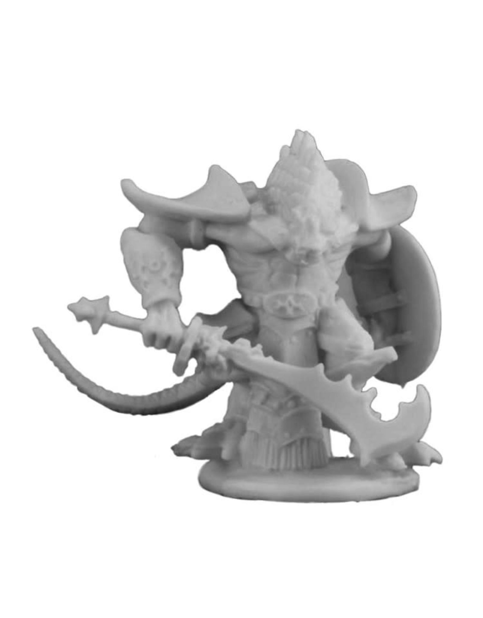 Reaper Dark Heaven Bones: Kar Drakir Dragonman