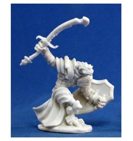 Reaper Dark Heaven Bones: Dragonman Warrior