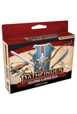Paizo Pathfinder 2E: Weapons and Armor Deck