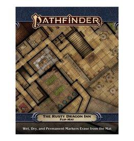 Paizo Pathfinder Flip-Mat: The Rusty Dragon Inn