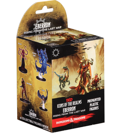 Wizkids D&D Minis: Icons of the Realms Eberron Rising from the Last War Booster Pack