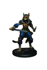Wizkids D&D Minis: Female Tabaxi Rogue W3 Icons of the Realms Premium Figures