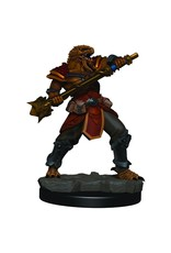 Wizkids D&D Minis: Dragonborn Male Fighter W3 Icons of the Realms Premium Figures