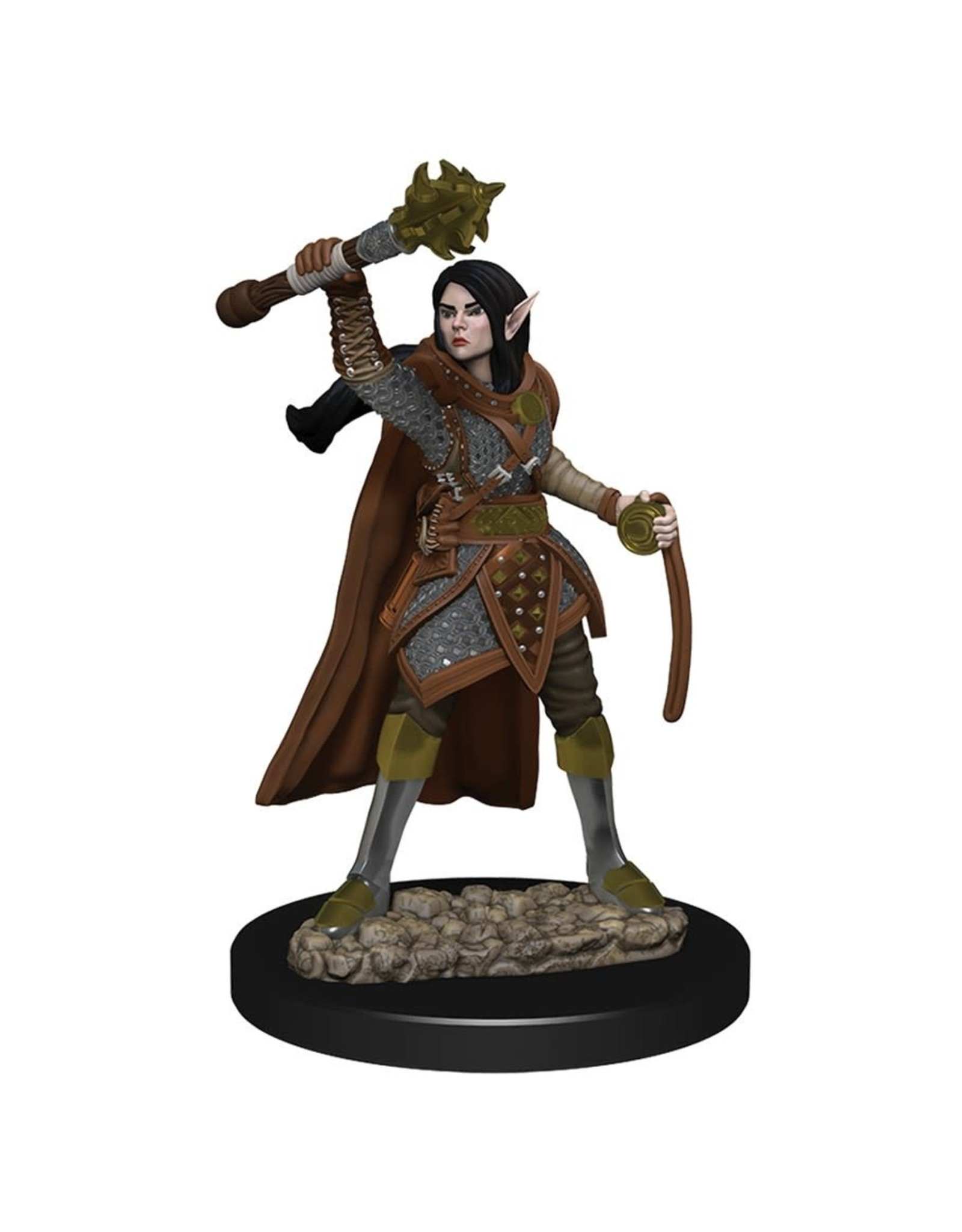 Wizkids D&D Minis: Elf Female Cleric W3 Icons of the Realms Premium Figures