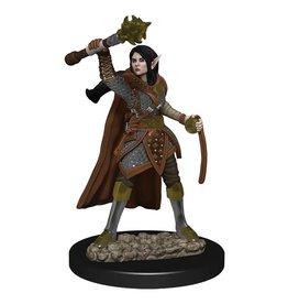 Wizkids D&D Minis: Elf Female Cleric W3 Icons of the Realms Premium Figures
