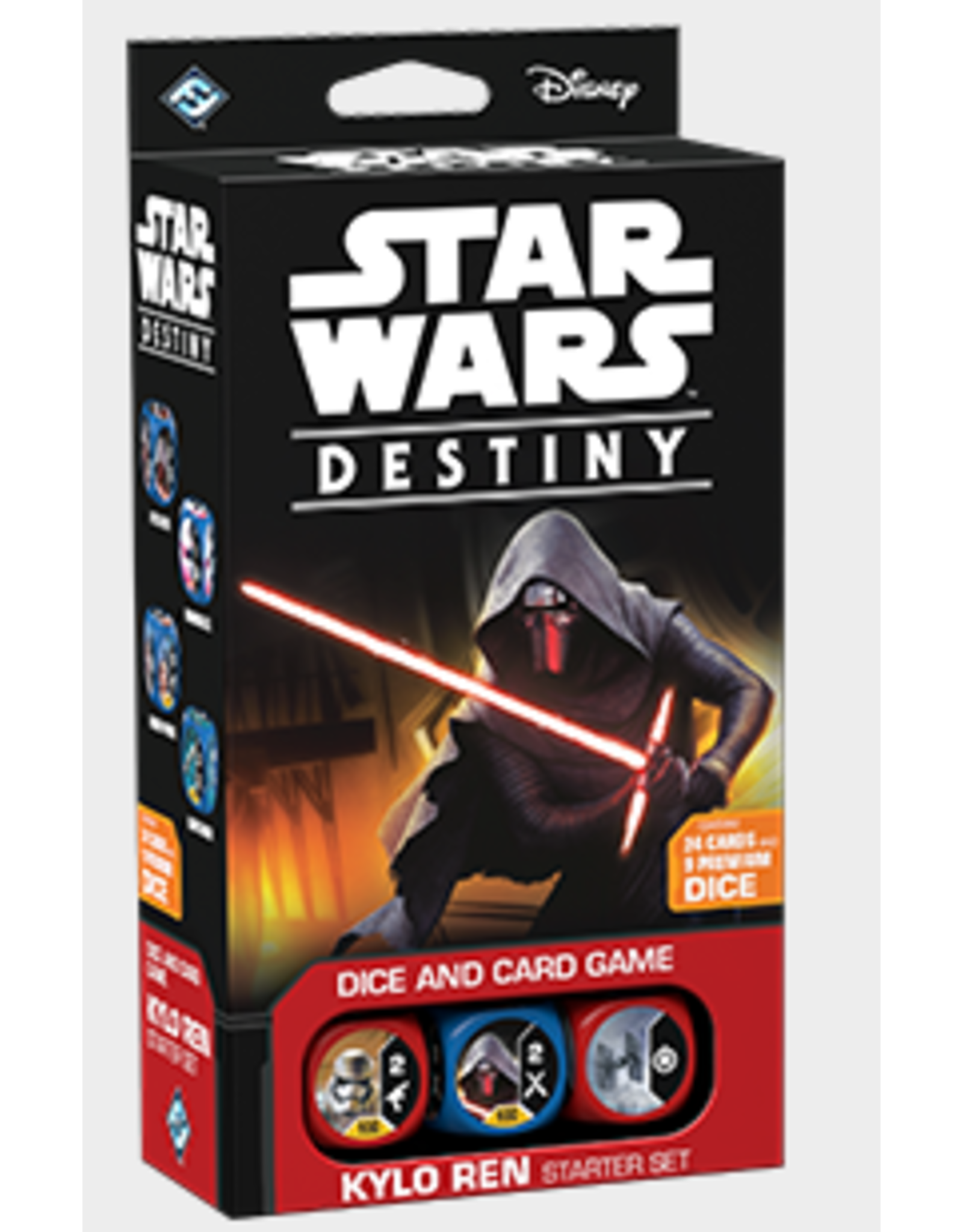 Fantasy Flight Games Star Wars Destiny: Kylo Ren Starter Set