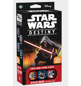 Fantasy Flight Games Star Wars Destiny: Kylo Ren Starter Set