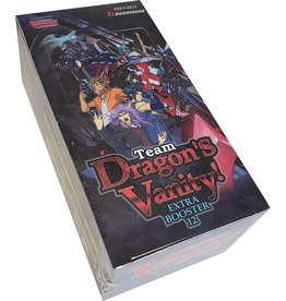 Bushiroad Cardfight!! Vanguard: Extra Booster 12 - Team Dragon's Vanity! box