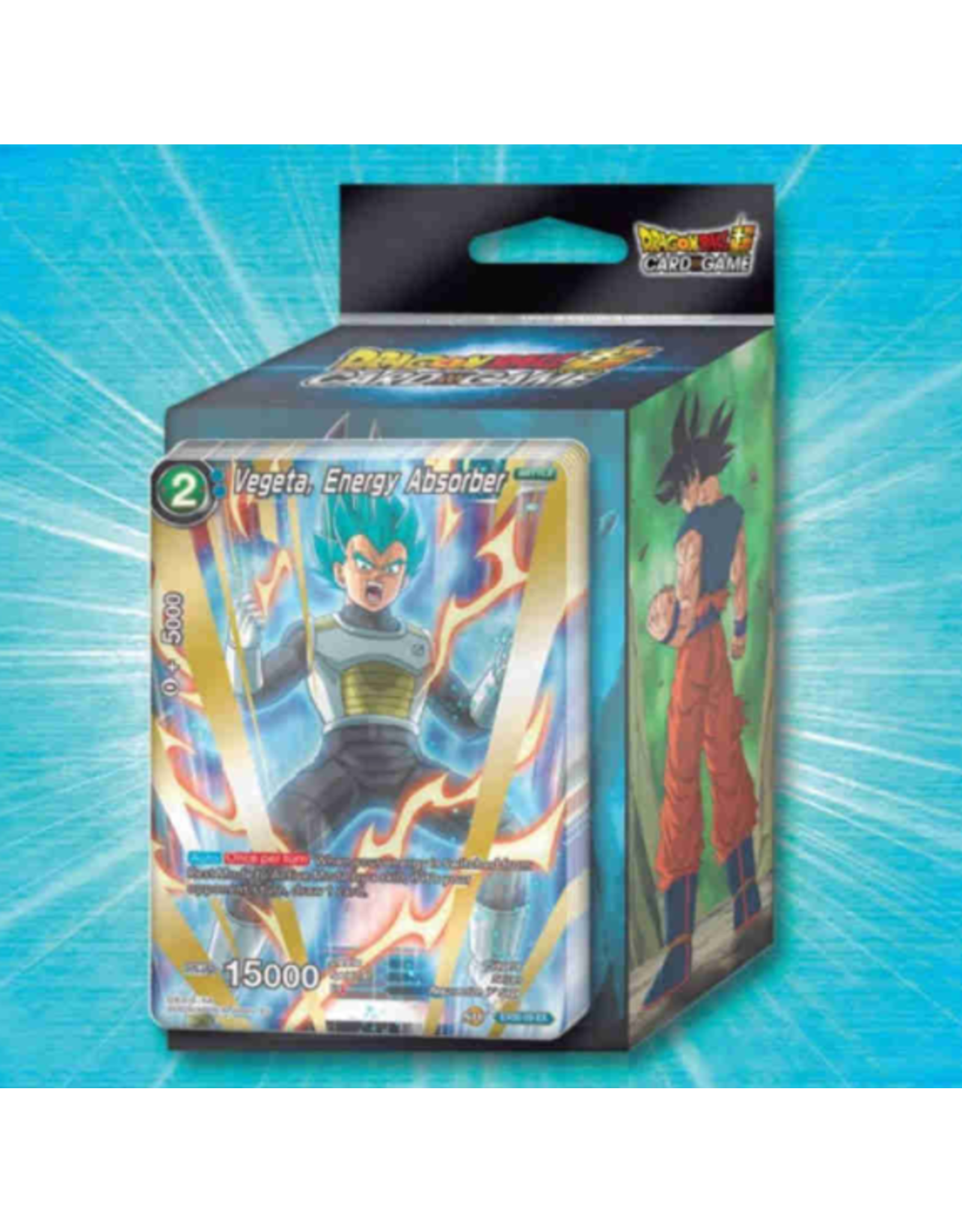 Bandai Dragon Ball Super: Expansion 12 - Universe 11 Unison