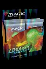 Wizards of the Coast PREORDER: Zendikar Rising Collector Booster box