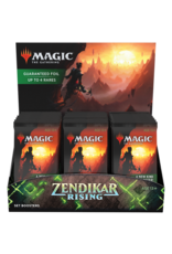 Wizards of the Coast PREORDER: Zendikar Rising Set Booster box