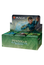 Wizards of the Coast PREORDER: Zendikar Rising Draft Booster box