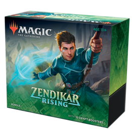 Wizards of the Coast PREORDER: Zendikar Rising Bundle