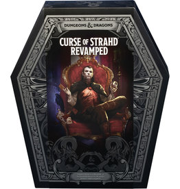 Wizards of the Coast D&D 5th Ed: Curse of Strahd Revamped