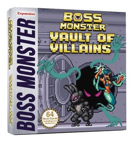 Brotherwise Games PREORDER: Boss Monster: Vault of Villains Expansion
