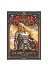 Flesh and Blood: Dorinthea Ironsong Hero Deck