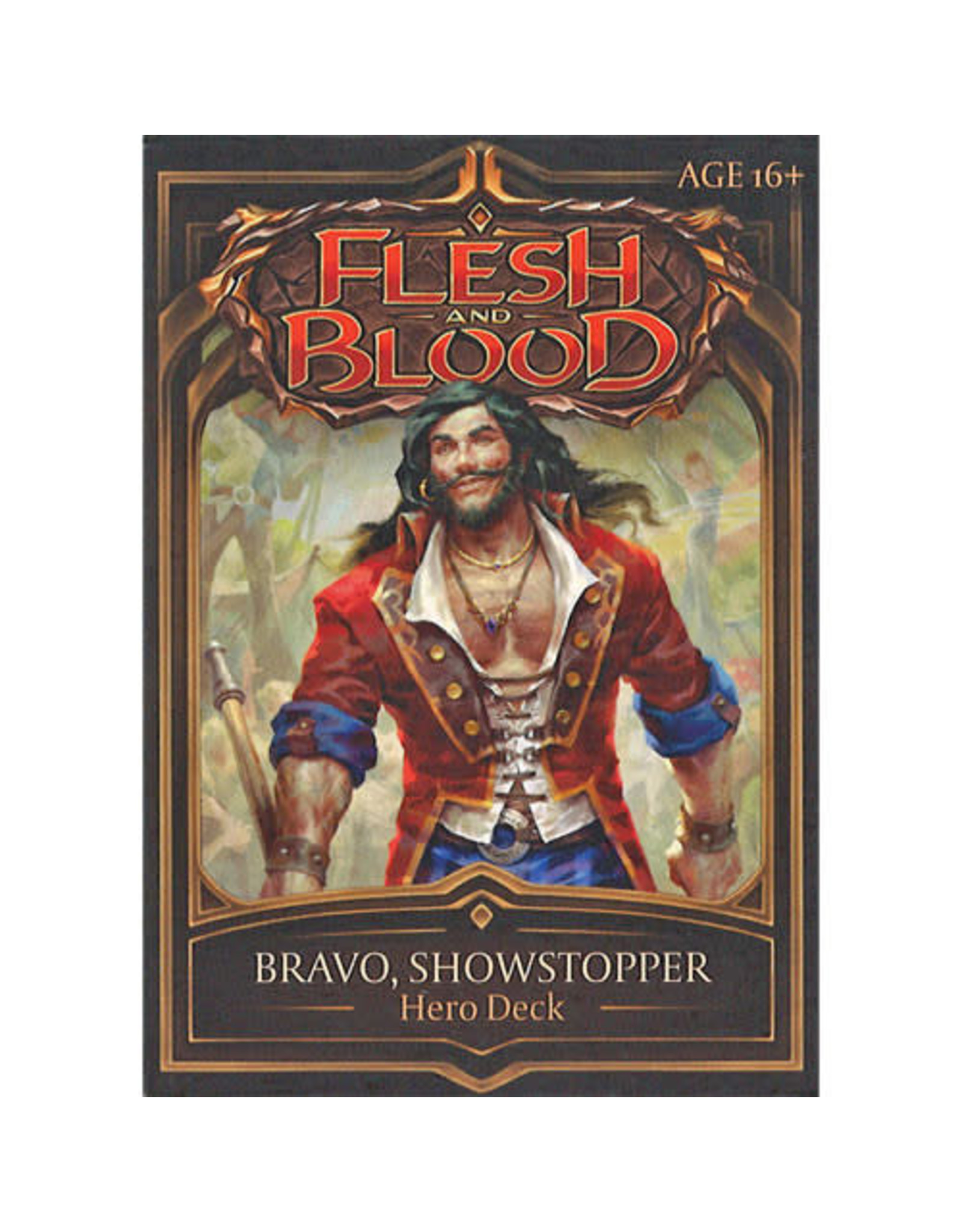 Flesh and Blood: Bravo, Showstopper Hero Deck